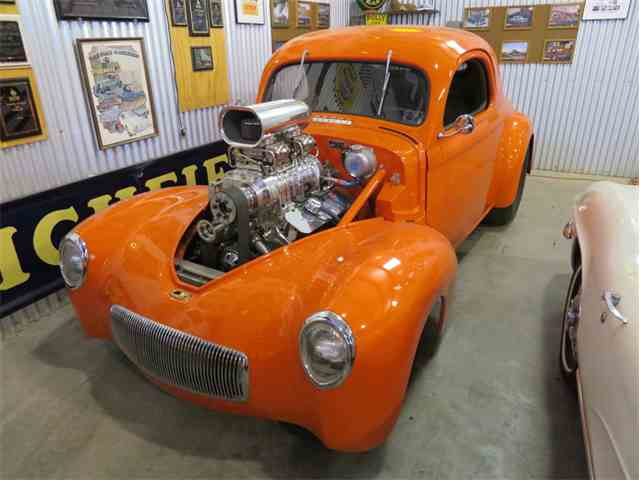 1941 Willys Street Rod | 978696