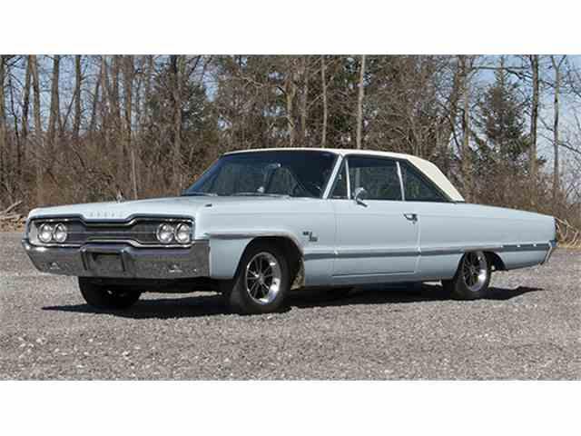 1966 Dodge Monaco Two-Door Hardtop | 978701