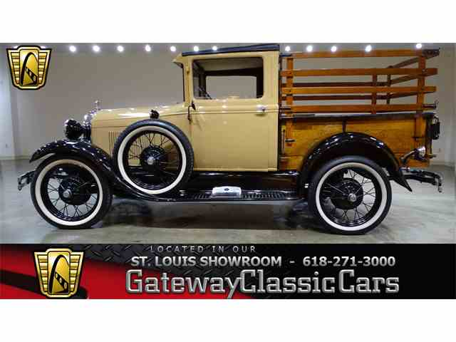 1929 Ford Model A | 978712