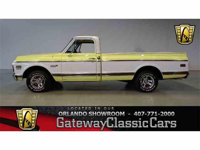 1972 Chevrolet Cheyenne   978715