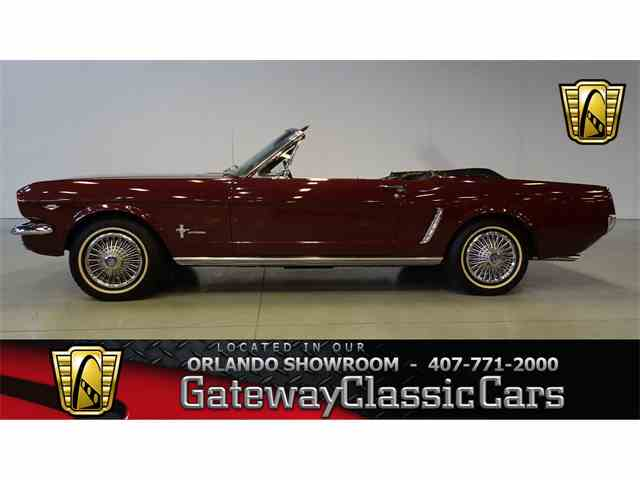 1965 Ford Mustang   978716
