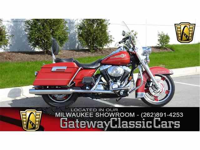 2005 Harley-Davidson FLHRI   978718