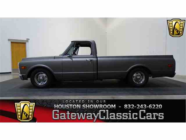 1970 Chevrolet C/K 10 | 978724