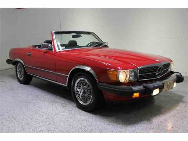 1987 Mercedes-Benz 560 | 978742