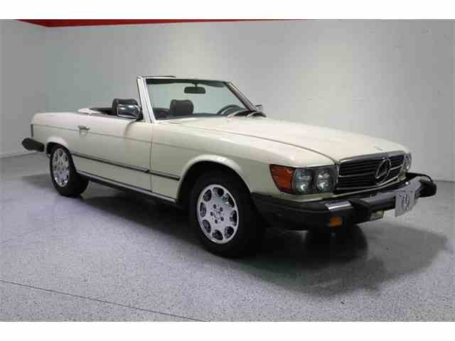 1980 Mercedes-Benz 450SL | 978745