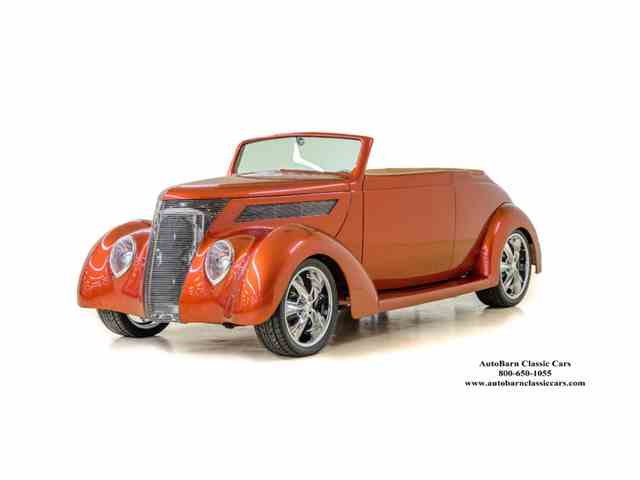 Picture of '37 Street Rod - KZ7Q
