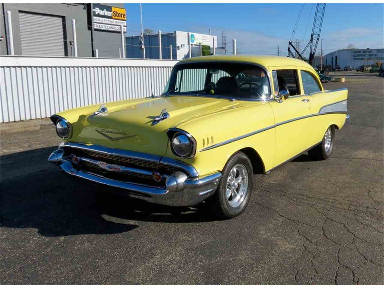 1957 Chevrolet Bel Air for Sale on ClassicCars.com - Pg 2 - Order ...