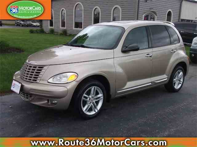 2003 Chrysler PT Cruiser | 978768