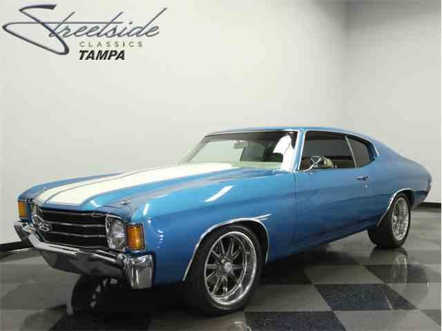 1972 Chevrolet Chevelle | 978789