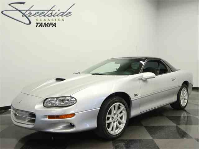 2002 Chevrolet Camaro For Sale On Classiccars Com 41