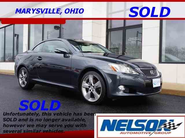 2010 Lexus IS250 | 978798