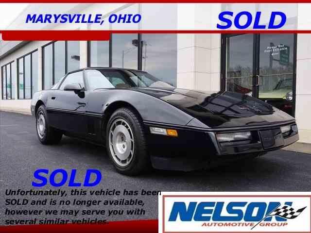 1986 Chevrolet Corvette | 978802