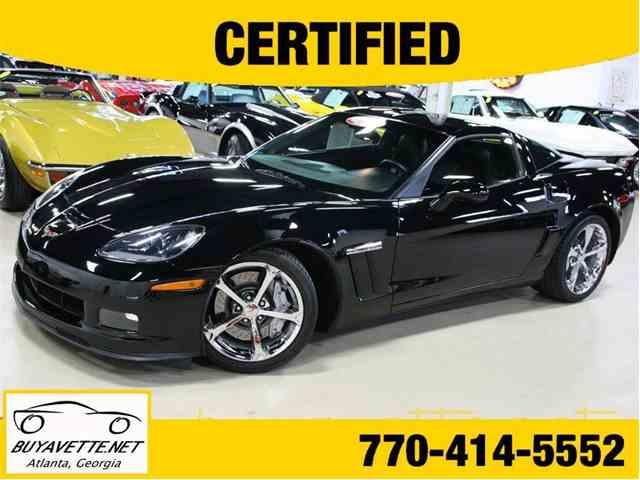 2011 Chevrolet Corvette | 978810