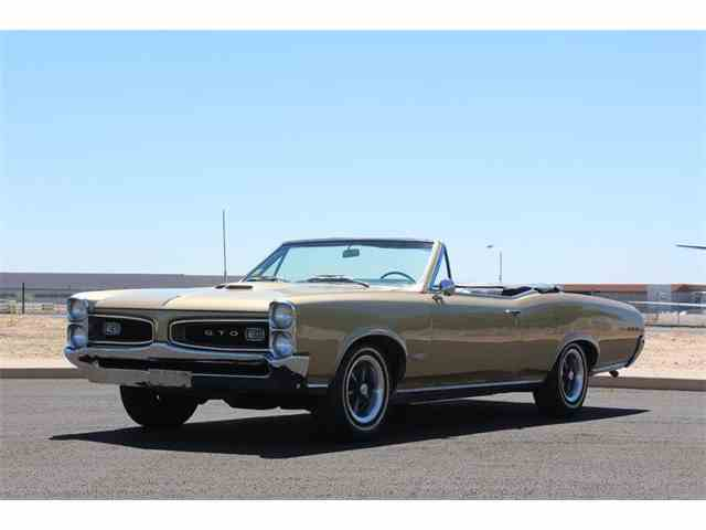 Pontiac Gto For Sale On Classiccars Com Available