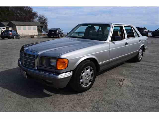 1986 Mercedes-Benz 500SEL | 978821