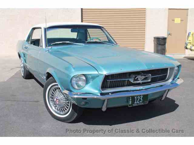 1967 Ford Mustang | 978824
