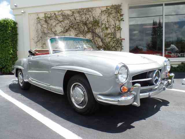 1956 Mercedes 190SL Convertible | 978829
