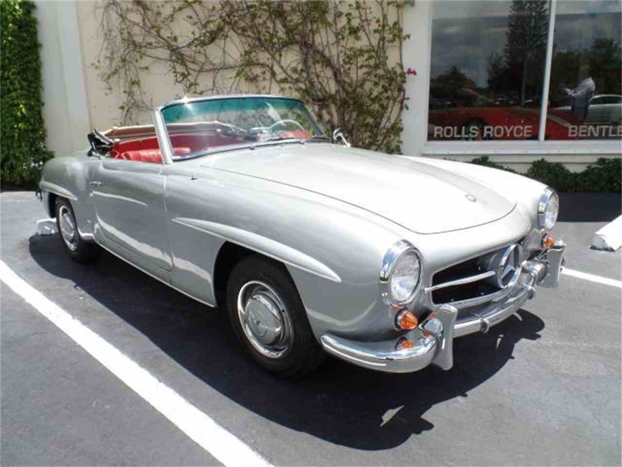1956 mercedes benz 190sl for sale cc for 1956 mercedes benz 190sl