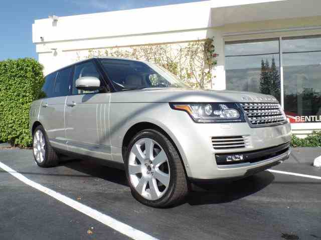 2013 Land Rover Range Rover SuperCharged | 978831
