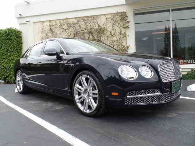 2016 Bentley Flying Spur W12 | 978832