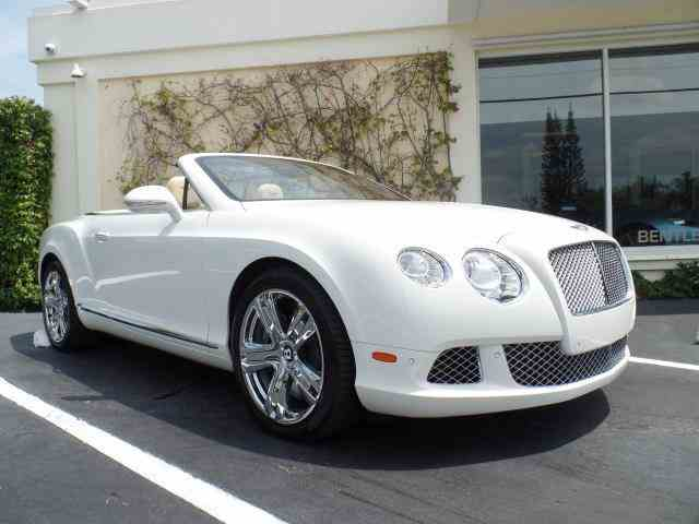 2012 Bentley Continental GTC W12 | 978836