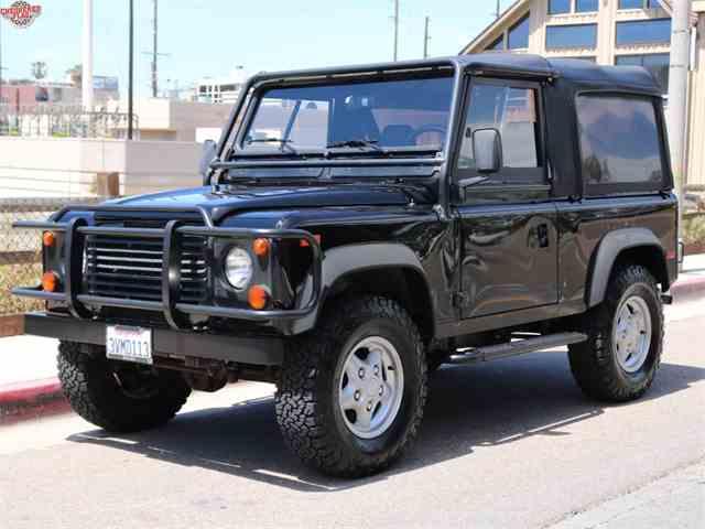 1997 Land Rover Defender | 978840