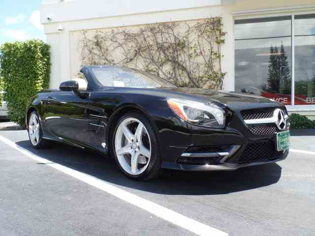 2014 Mercedes SL550   978843