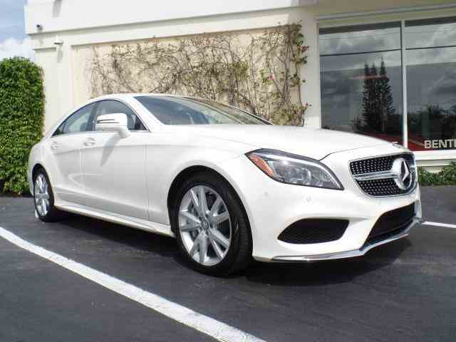 2015 Mercedes CLS550 4-Matic | 978844