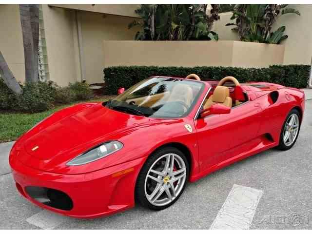 2007 Ferrari F430 F1 Spider No Reserve | 970885