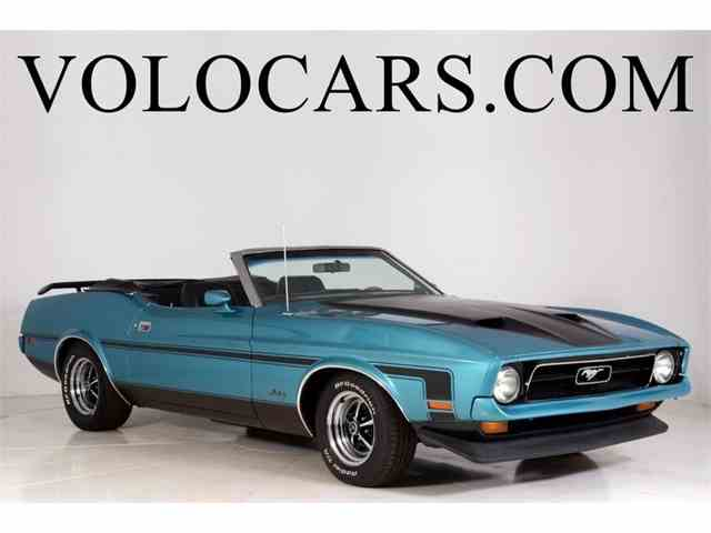 1971 Ford Mustang   978852