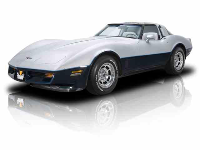 1981 Chevrolet Corvette | 978856