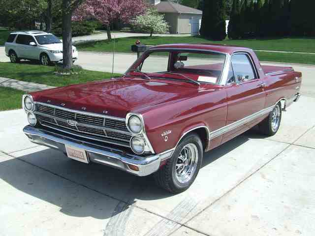 Classic Ford Ranchero for Sale on ClassicCars.com - 88 ...