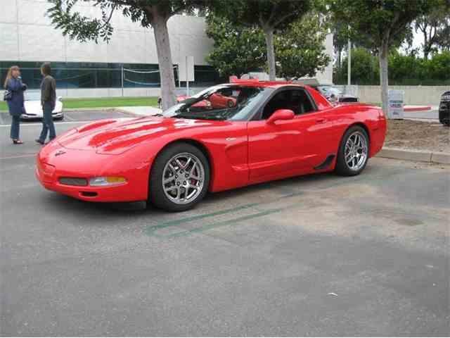 2004 Chevrolet Corvette | 978864