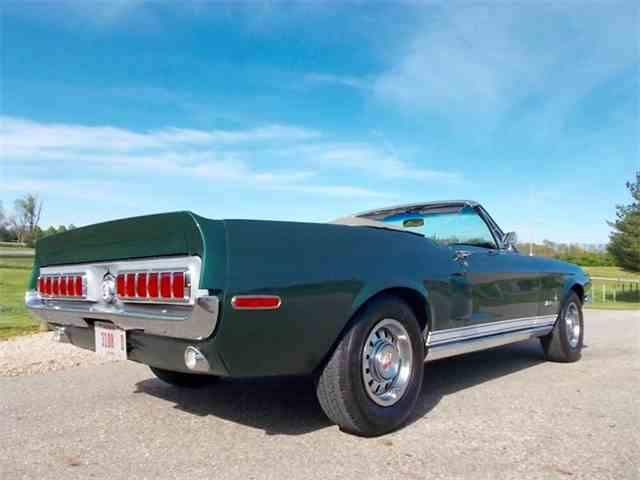 1968 Ford Mustang | 978868