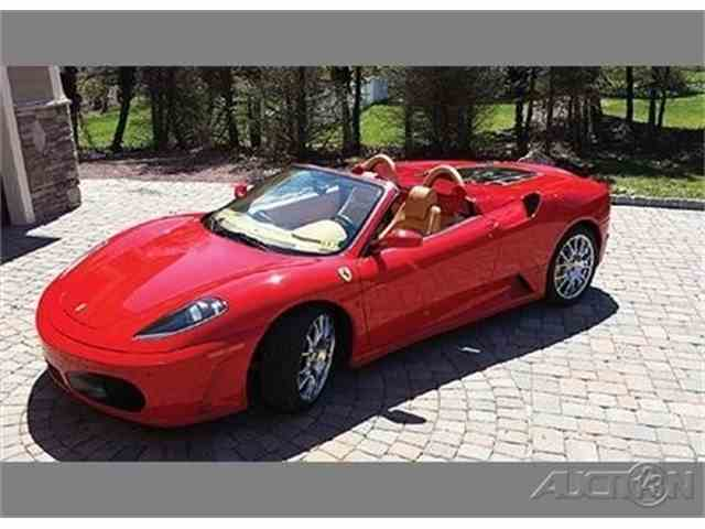 2008 Ferrari F430 Spider Convertible | 970887