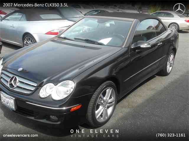 2007 Mercedes-Benz CLK350 | 978871