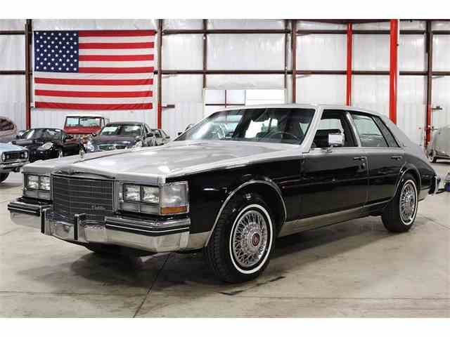 1985 Cadillac Seville | 978873
