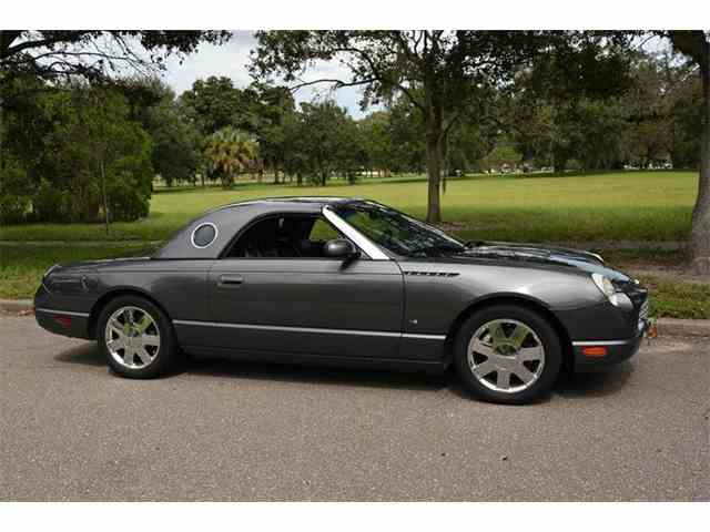 2003 Ford Thunderbird | 978879