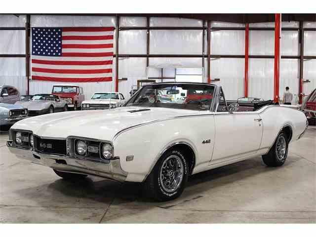 1968 Oldsmobile 442 | 978882