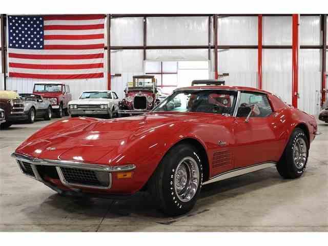 1971 Chevrolet Corvette | 978883