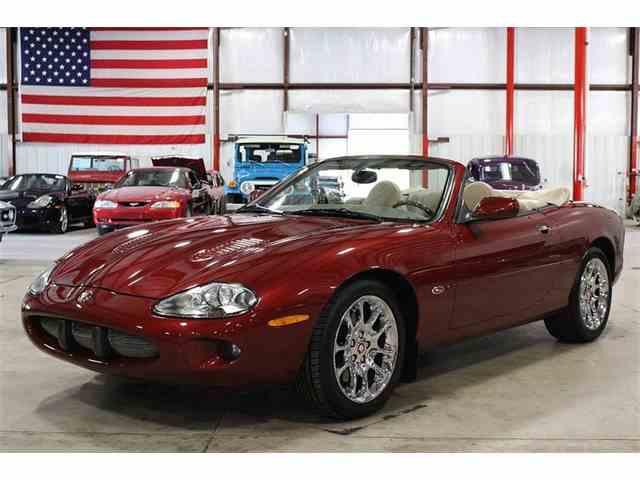 2000 Jaguar XKR | 978884