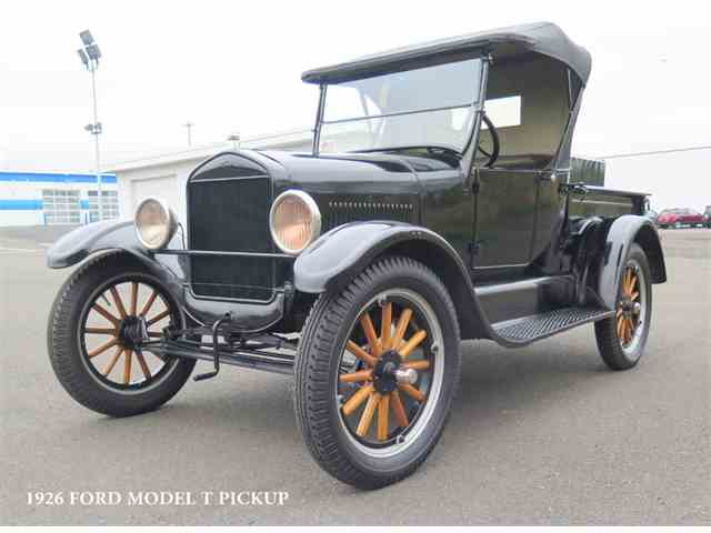 1926 Ford Model T | 978886