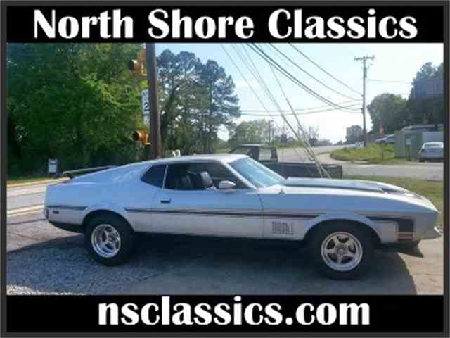 1972 Ford Mustang | 978888