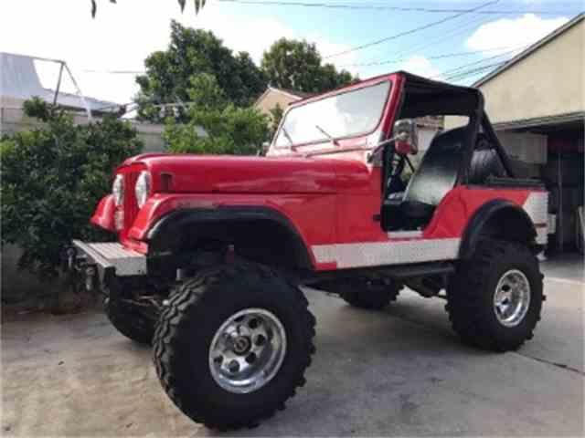 1980 Jeep CJ5 | 978890