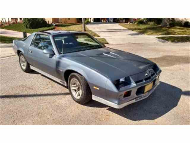 1984 Chevrolet Camaro | 978891