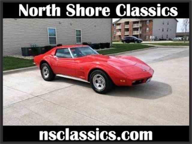 1973 Chevrolet Corvette | 978894