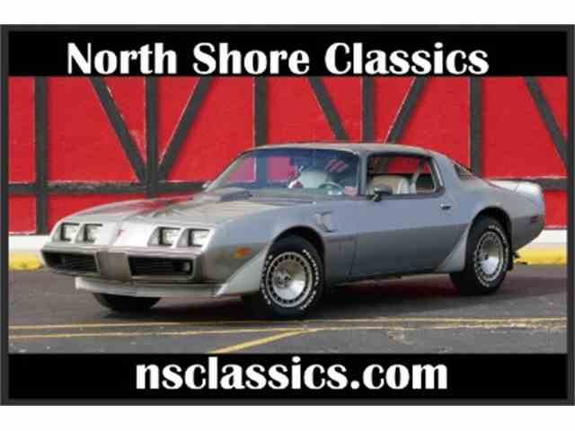 1979 Pontiac Firebird Trans Am | 978896