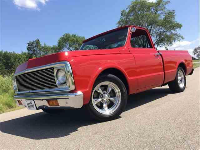 1970 Chevrolet C/K 10 | 978905