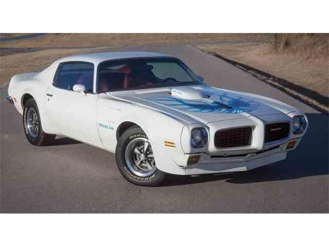 1973 Pontiac Firebird Trans Am | 978909