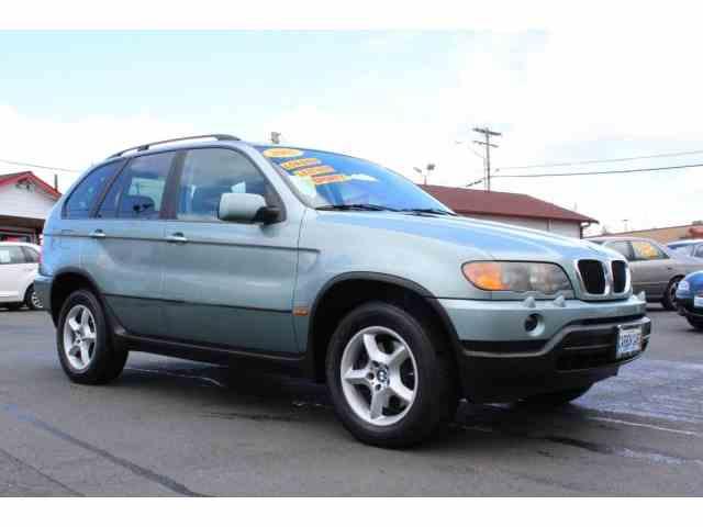 2002 BMW X5 | 978915